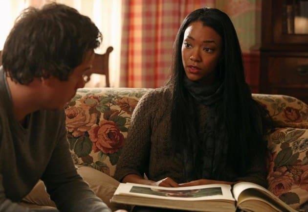 Tamara in Storybrooke