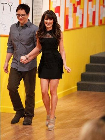 Lea Michele on The Glee Project