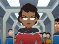 Grumpy Mariner - Star Trek: Lower Decks