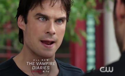 The Vampire Diaries Promo: Will Elena Rise?