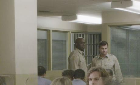 A Welcome Visitor - Criminal Minds Season 12 Episode 16