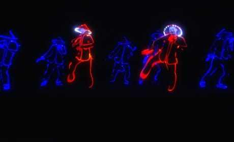 Synchronized Dancing - The Amazing Race