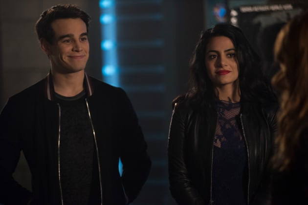 Sizzy Smiles - Shadowhunters