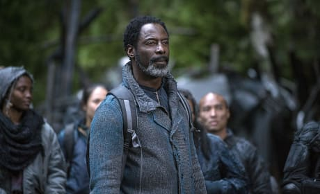 Jaha's Aha Moment - The 100 Season 2 Episode 10