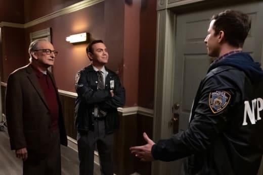 Apartment Sweep - Brooklyn Nine-Nine Season 6 Episode 11