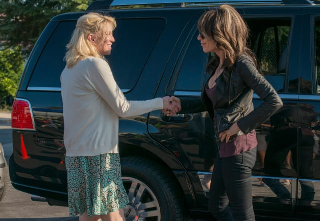 Courtney Love - Sons of Anarchy Season 7 Episode 4