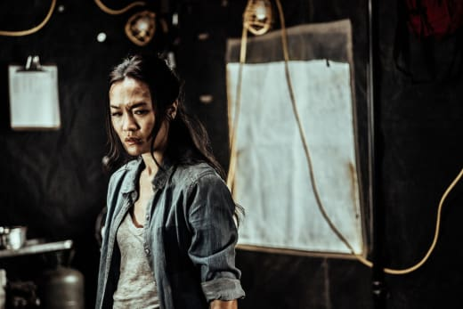 Dr. Sun Mei is Nervous - Z Nation Season 4 Episode 1