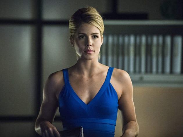 Stunning - Arrow Season 3 Episode 7