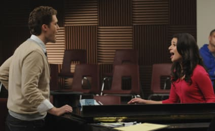 "Glee Preview: ""Ballads"""