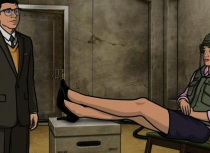 Watch Archer Season 2 Episode 10 Online