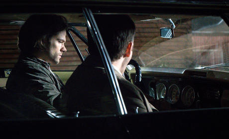 Sam and Dean - Supernatural Season 10 Episode 20