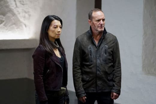 One Last Chance - Agents of S.H.I.E.L.D.