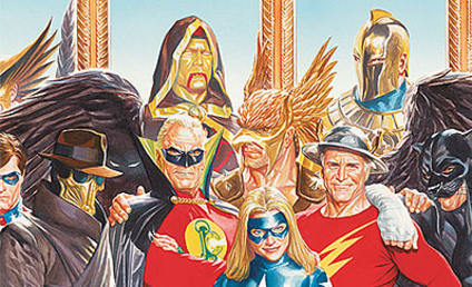The Justice Society of America: Coming to Smallville