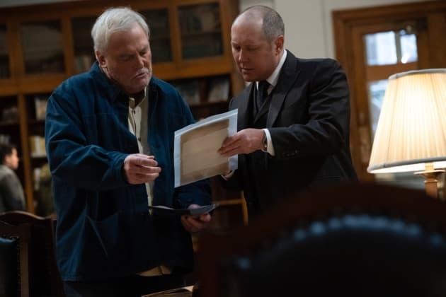 Old Documents - The Blacklist Season 6 Episode 13