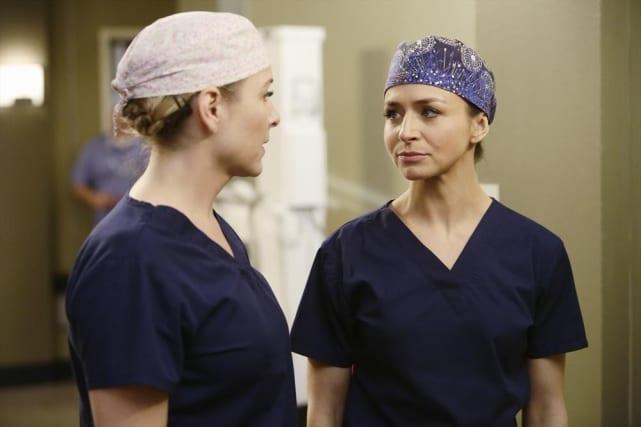 Am I Ready for This? - Grey's Anatomy Season 11 Episode 14