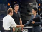 Kelly Hu on Hawaii Five-0