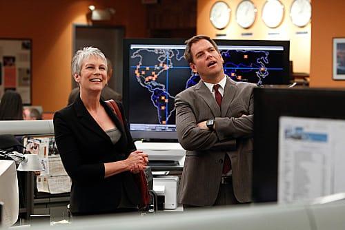 Tony and Dr. Ryan