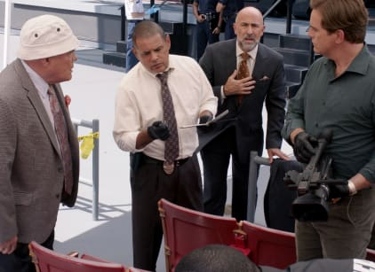 Watch Major Crimes Season 5 Episode 9 Online