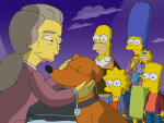 A Tragic Past - The Simpsons