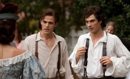 The Vampire Diaries: Casting for Mr. Salvatore