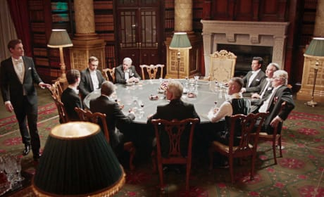 At the King's Table - The Royals Season 4 Episode 8