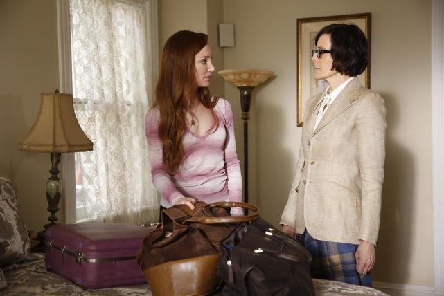 Kate and Katarina - The Blacklist Season 4 Episode 17
