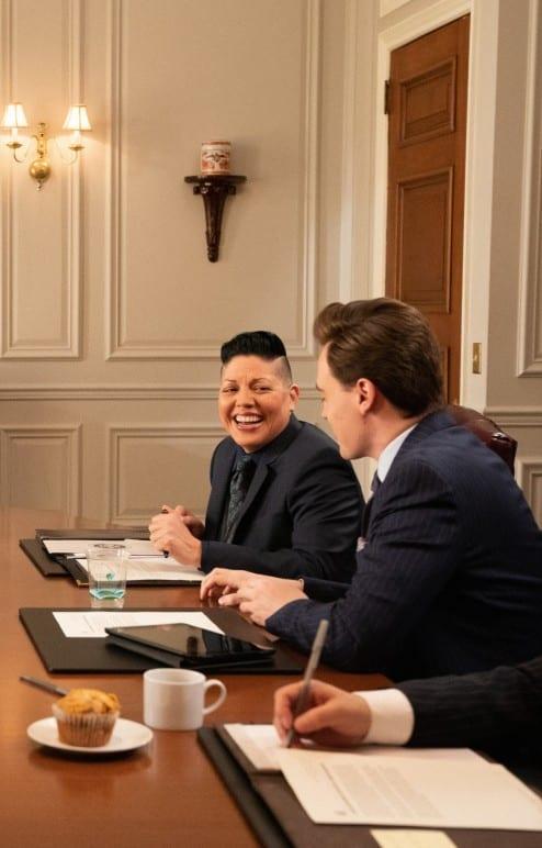 Sharing a Laugh - Madam Secretary Season 5 Episode 17