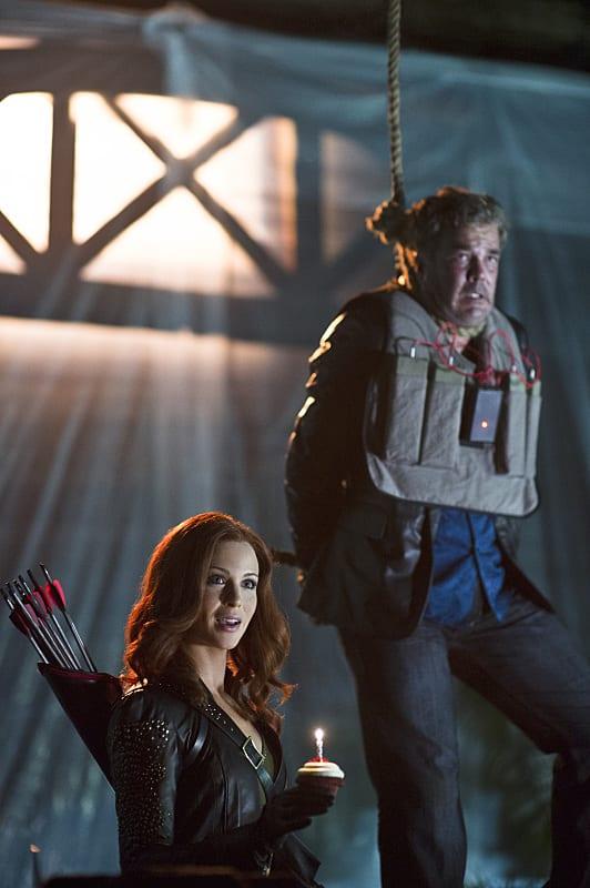 Unlucky - Arrow Season 3 Episode 7