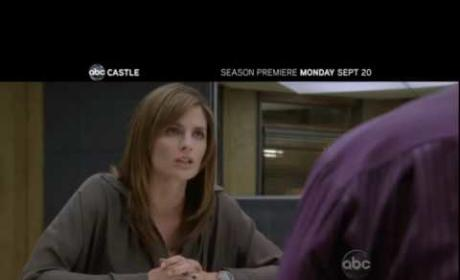 Castle Season Premiere Promo