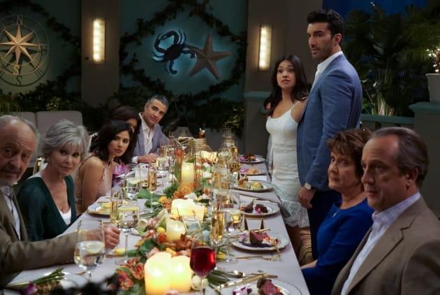 Rehearsal Dinner  - Jane the Virgin Season 5 Episode 19