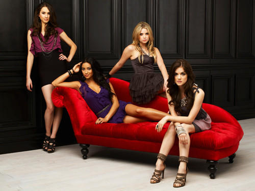 Four Pretty Little Liars