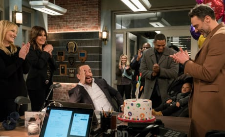 A Surprise Party - Law & Order: SVU Season 19 Episode 16