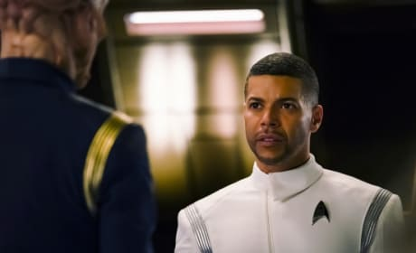 Doctor Culber - Star Trek: Discovery Season 1 Episode 5