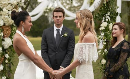The Originals Photos: Freya & Keelin Get Married!
