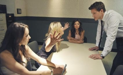 Pretty Little Liars Spoilers: Midseason Finale, Winter Return Scoop!