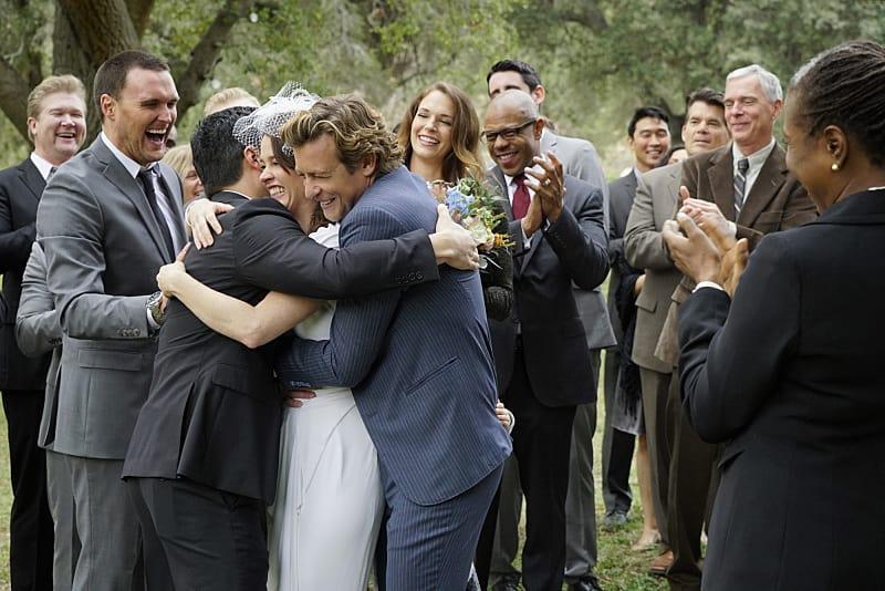 A Hug From Cho - The Mentalist Season 7 Episode 13 - TV Fanatic