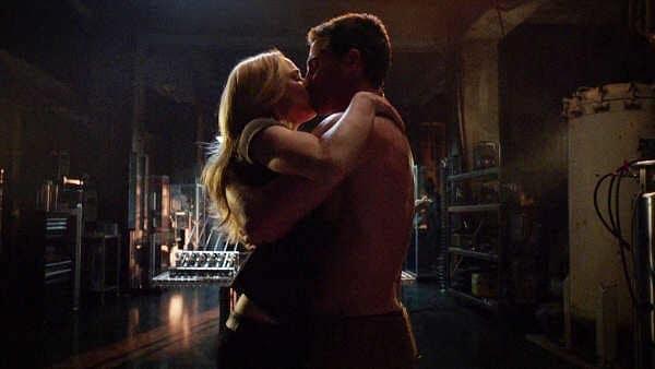 Sara and Oliver - Arrow
