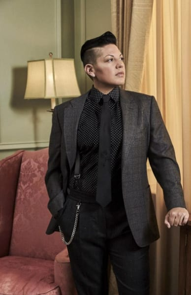Sara Ramirez On Madam Secretary
