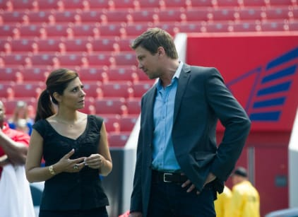 Watch Necessary Roughness Season 2 Episode 16 Online