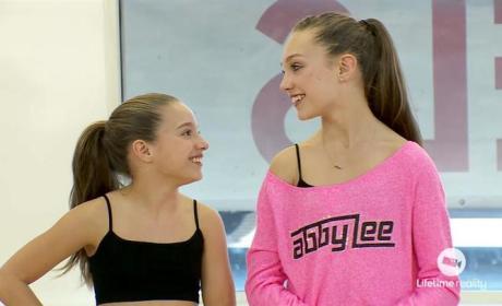 Maddie and Mackenzie - Dance Moms