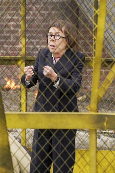 Hetty Goes Rogue - NCIS: Los Angeles