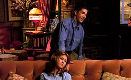 Ross and Rachel Moment