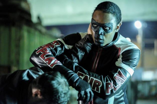 Do Not Mess With Mister Terrific - Arrow Season 6 Episode 2