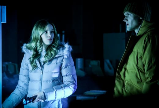 Caitlin And Ralph Put It All Together - The Flash Season 5 Episode 20
