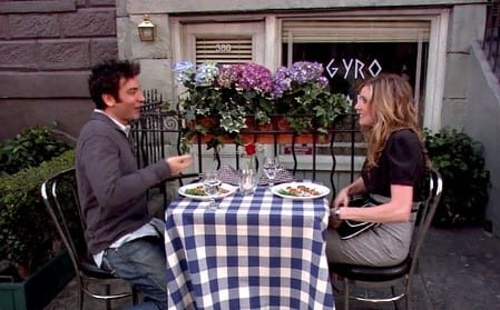 Ted and Stella (How I Met Your Mother)