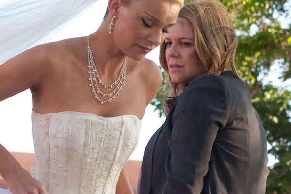 Brandi's Wedding Day