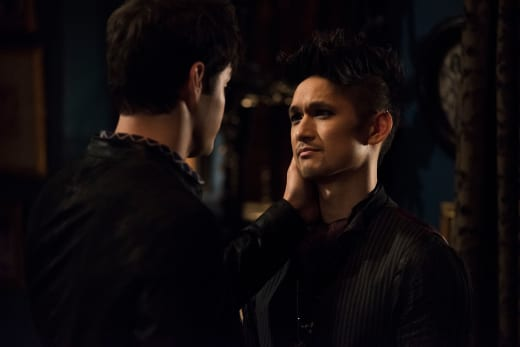 Fondness - Shadowhunters Season 3 Episode 5