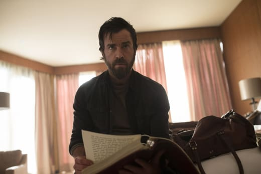 Kevin Reads the Book - The Leftovers