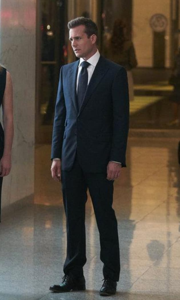 Harvey Is Not Impressed - Suits Season 7 Episode 9