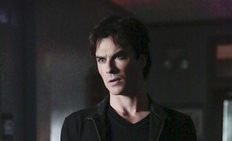 Damon Reacts - The Vampire Diaries Season 7 Episode 13